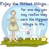 The Positive Parenting Centre's Mantra