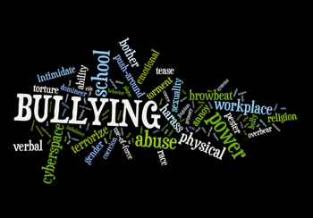 Bullying Poster - The Positive Parenting Centre