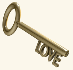 Love Is The Key To Happiness