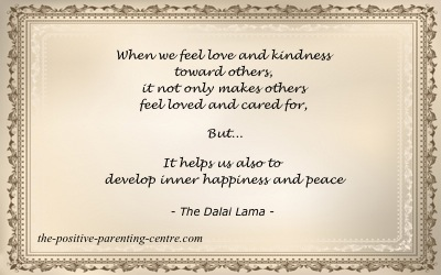 Inner Happiness and Peace