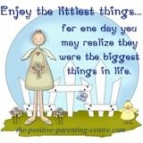 The Positive Parenting Centre's Mantra
