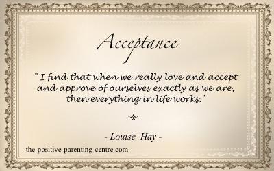 Framed Acceptance Quot