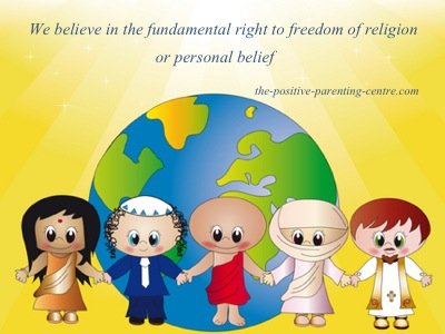The right to freedom of religio