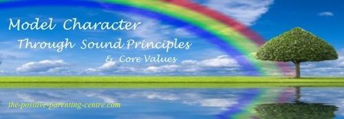 Model Character Through Sound Principles